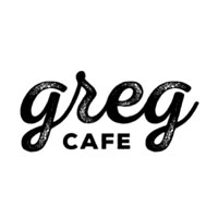 Greg Cafe Client Logo